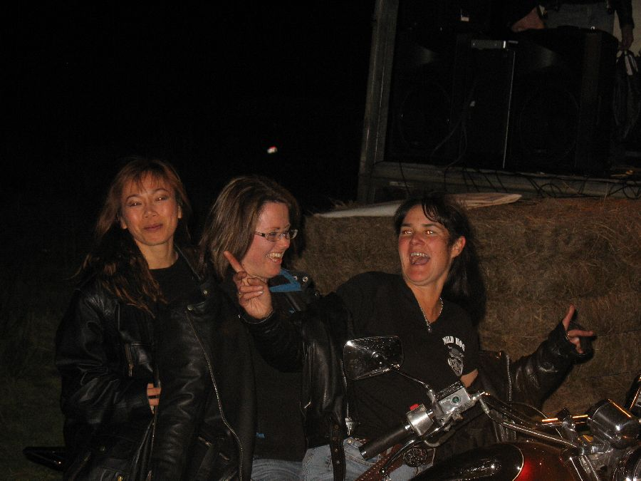 Leather Clad Biker Chic Competition